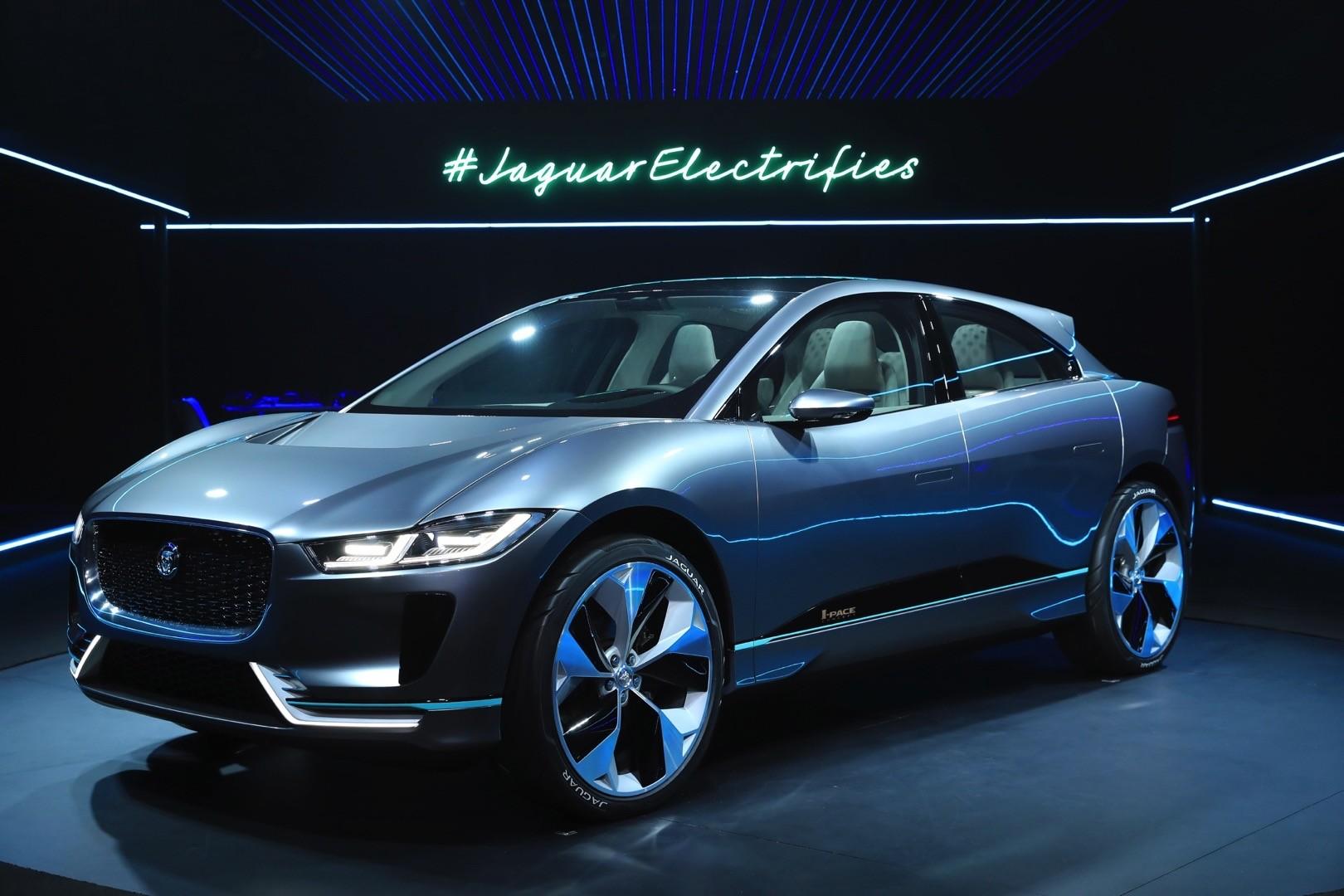 2018 jaguar hybrid. unique jaguar jaguar ipace concept 2018 preview in 2018 jaguar hybrid