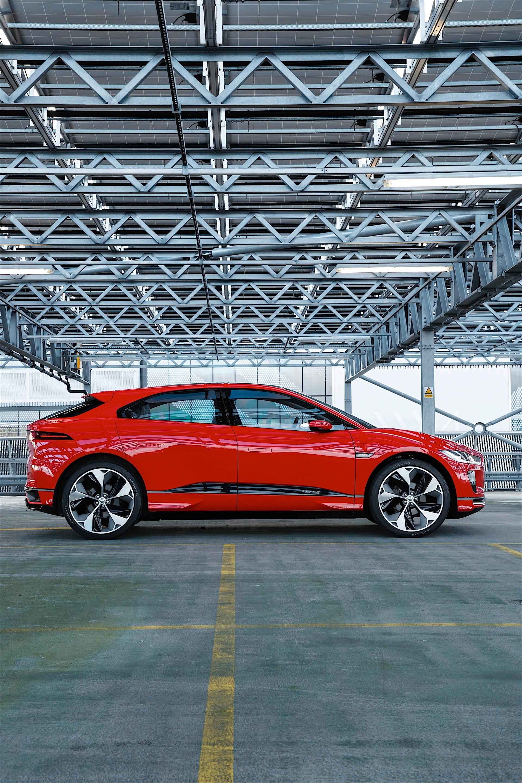 Jaguar Explains I-PACE Thermal Management, Claims It Adds 30 Miles to the Range - autoevolution