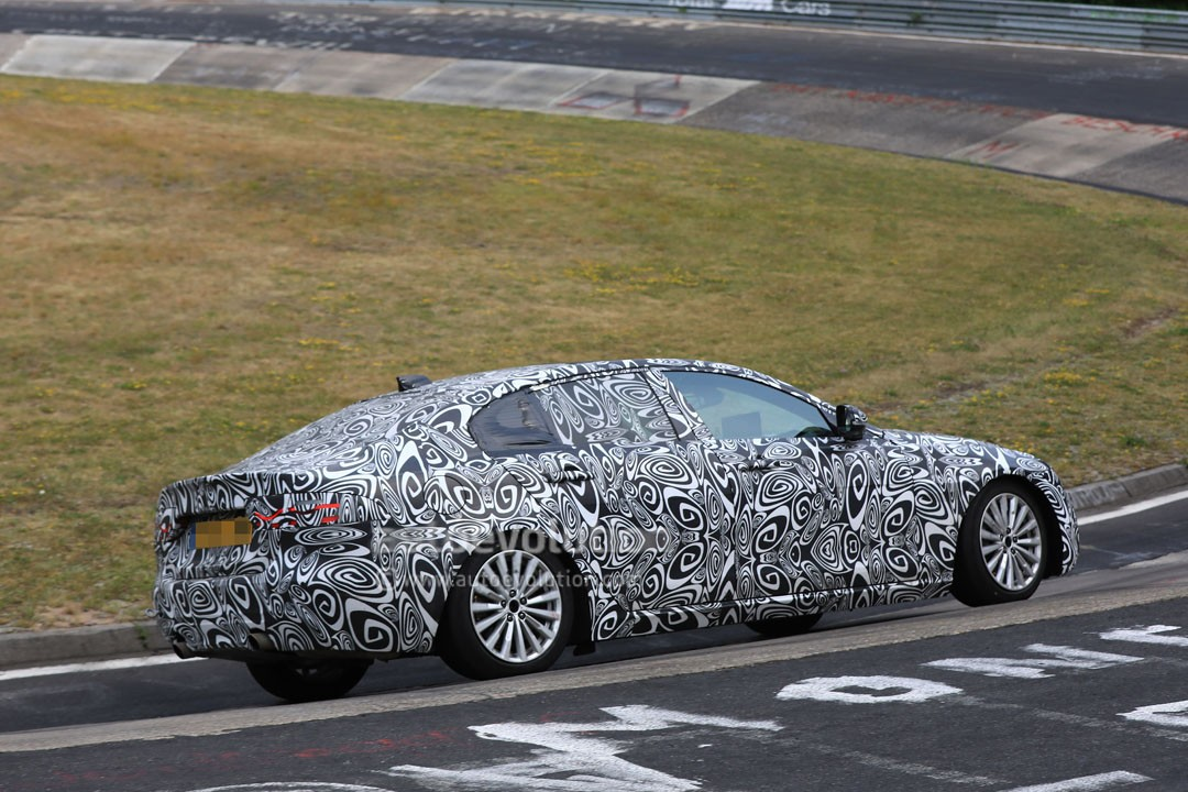 2018 Jaguar Xel Made In China And Predictably Elongated