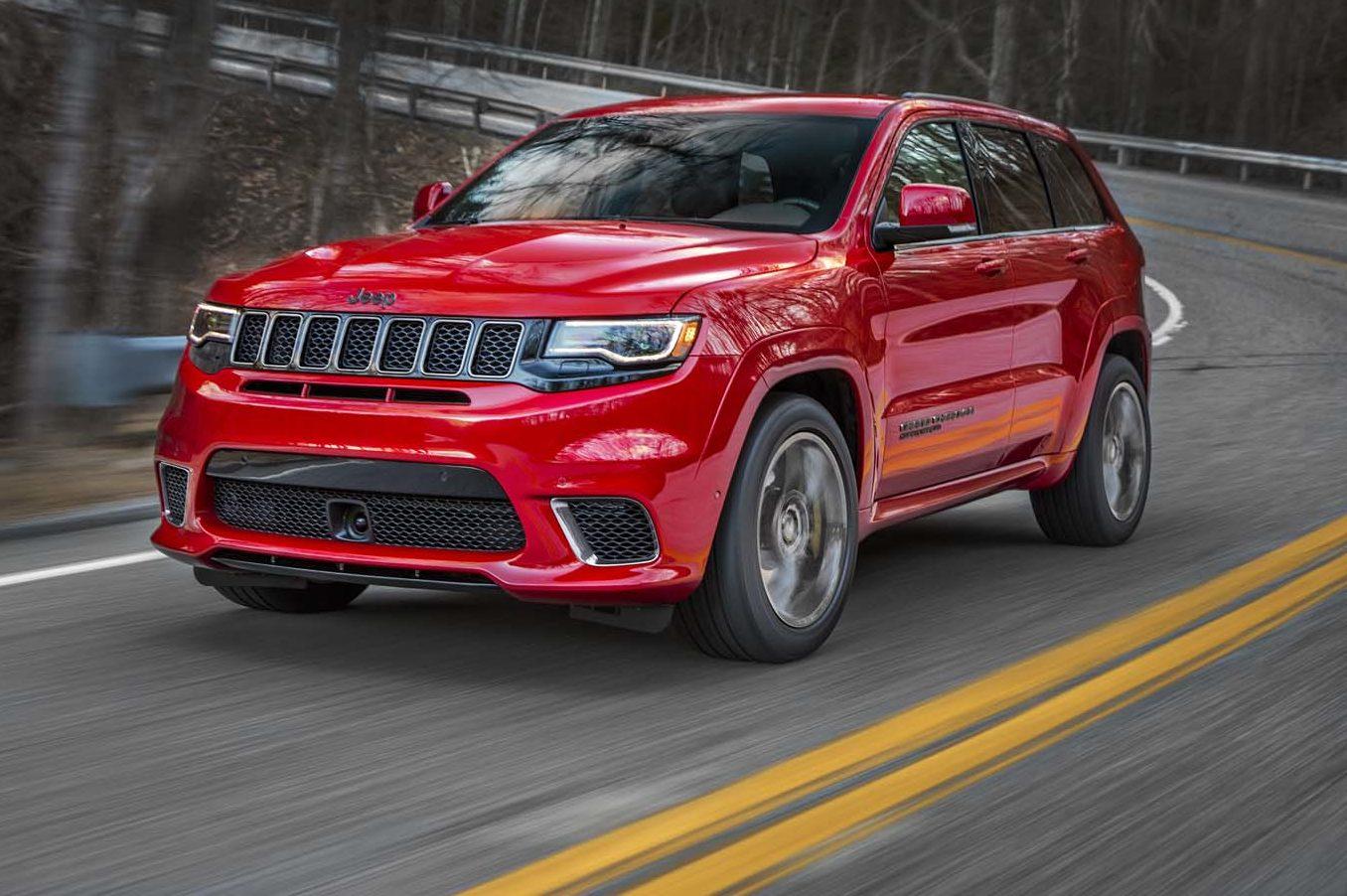 2018 jeep grand cherokee trackhawk recalled over fuel line. Black Bedroom Furniture Sets. Home Design Ideas