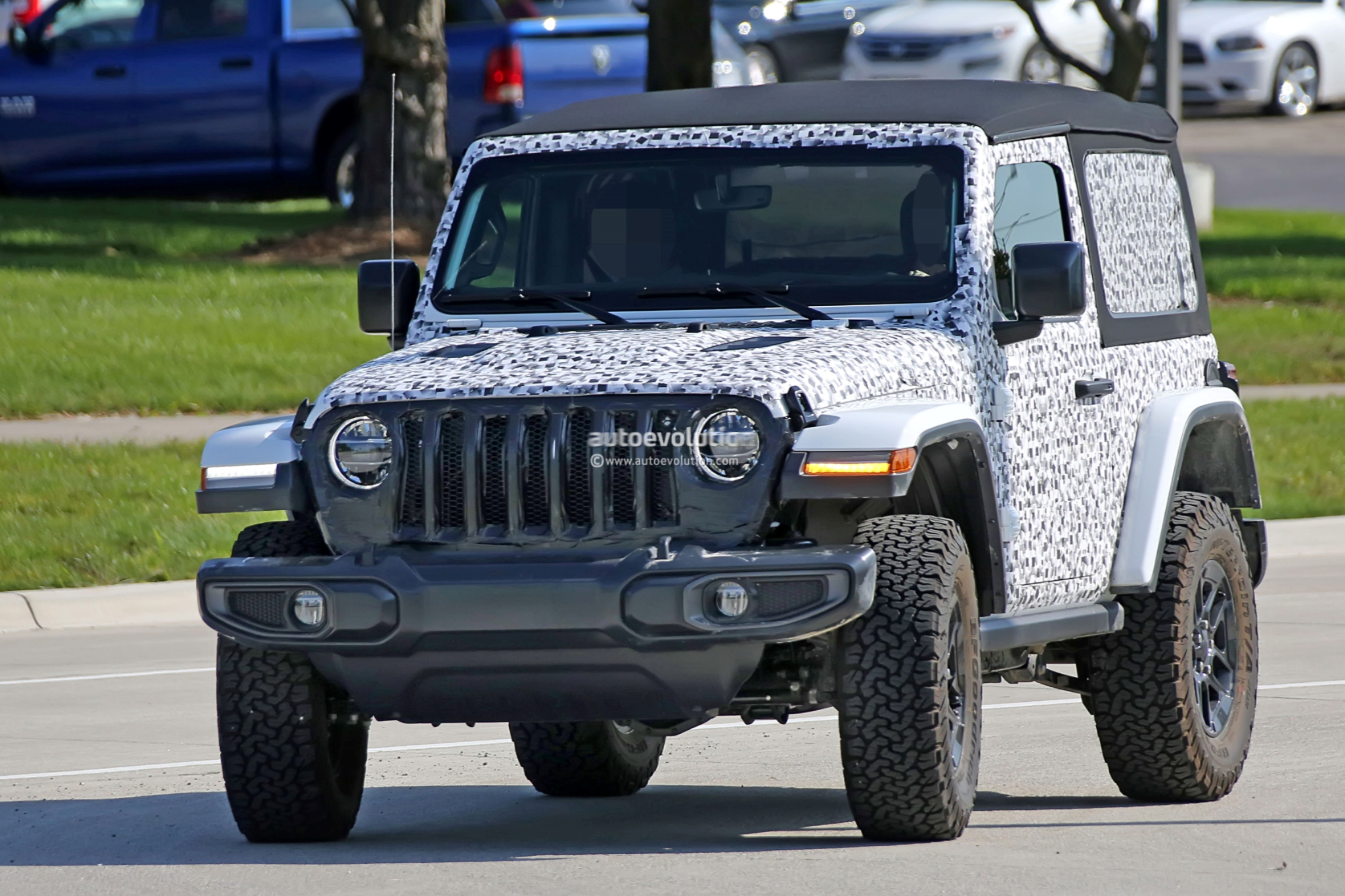2018 jeep wrangler unlimited.  wrangler 2018 jeep wrangler jl prototype on jeep wrangler unlimited
