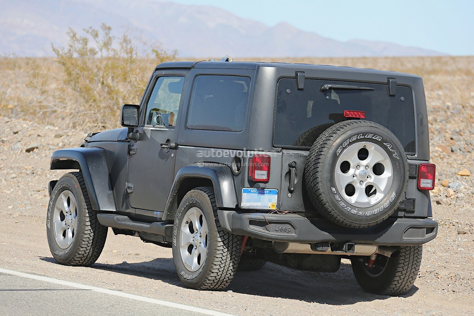 2016 Jeep Renegade Recalls >> UPDATE: 2018 Jeep Wrangler (JL) to Get 2.0 Hurricane Turbo Engine - autoevolution