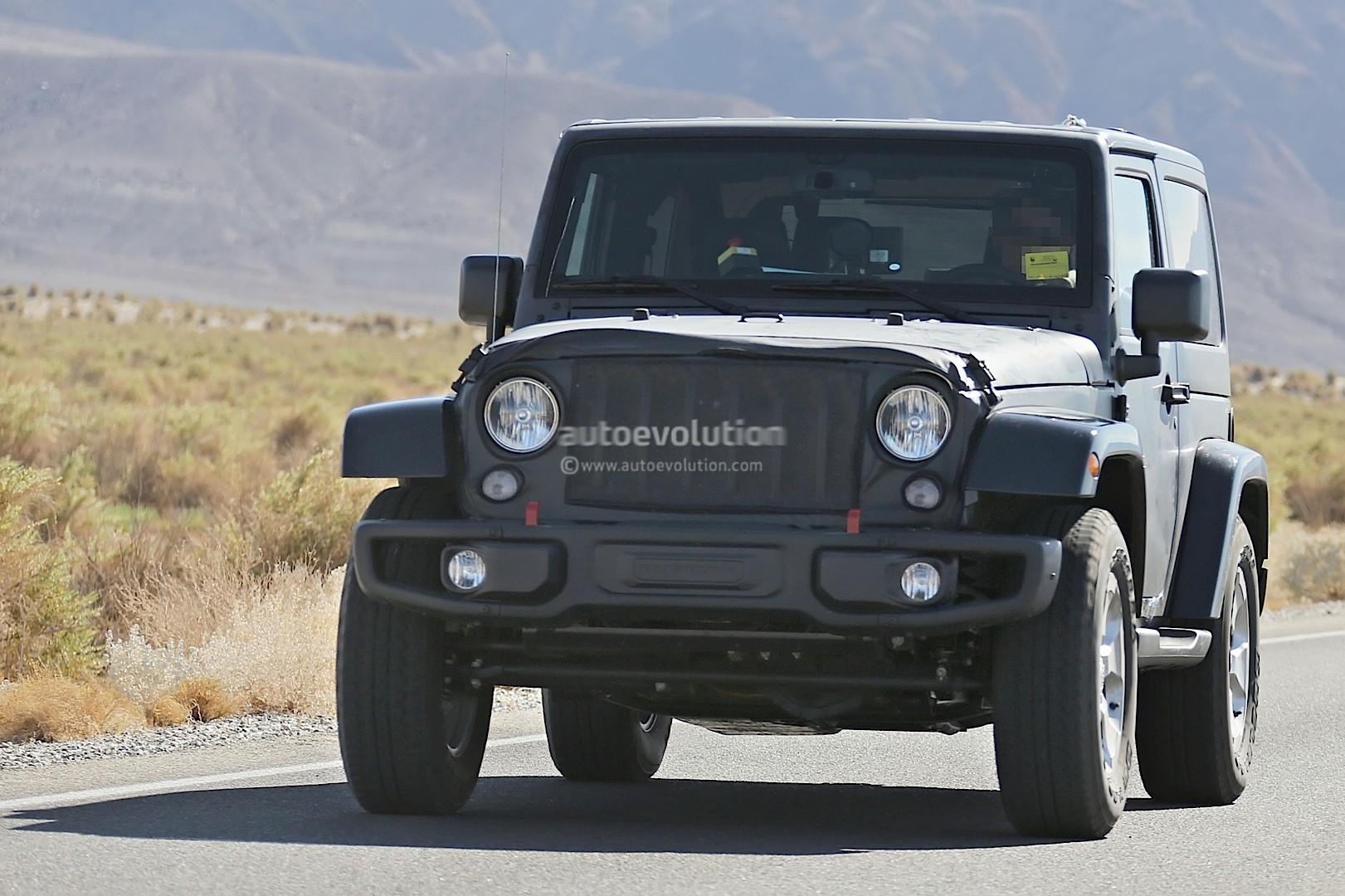 2018 jeep wrangler jl with six speed manual transmission confirmed autoevolution