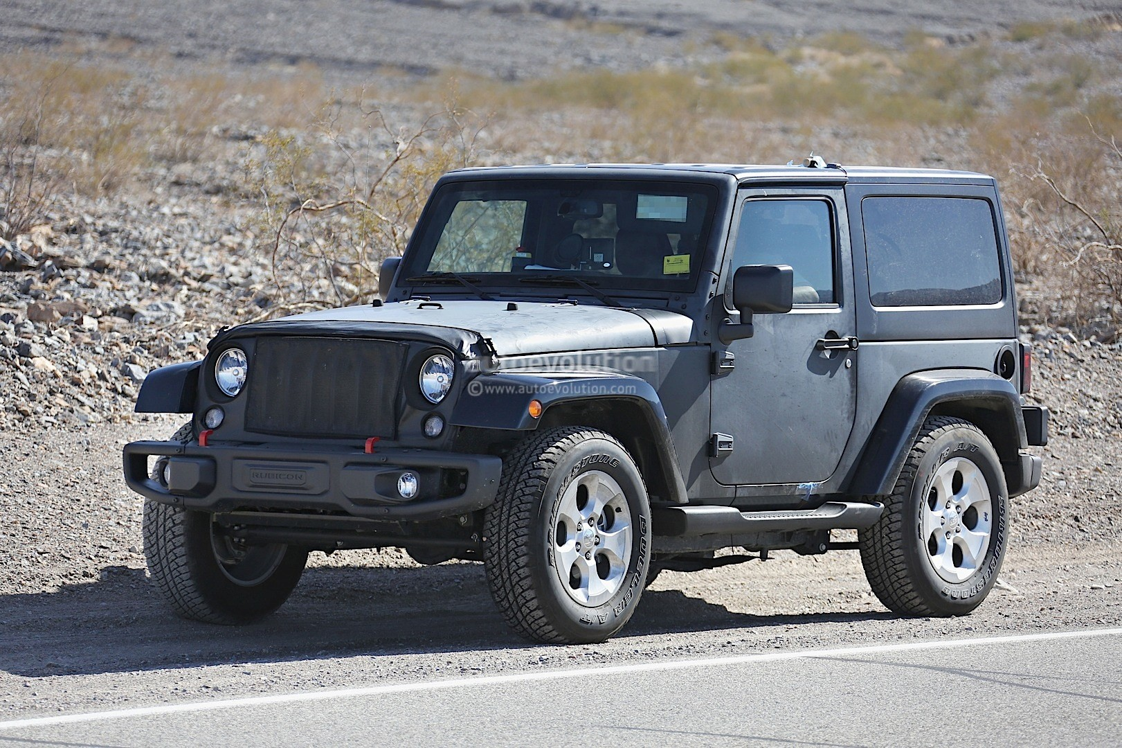 Open Road Mercedes >> 2018 Jeep Wrangler (JL) With Six-Speed Manual Transmission Confirmed - autoevolution