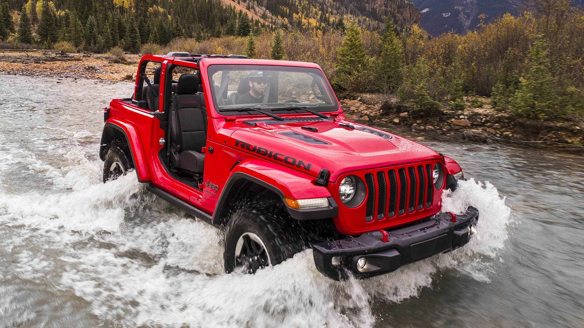 2018 jeep wrangler price list jl starts at 26 995 jlu at 30 495 autoevolution. Black Bedroom Furniture Sets. Home Design Ideas