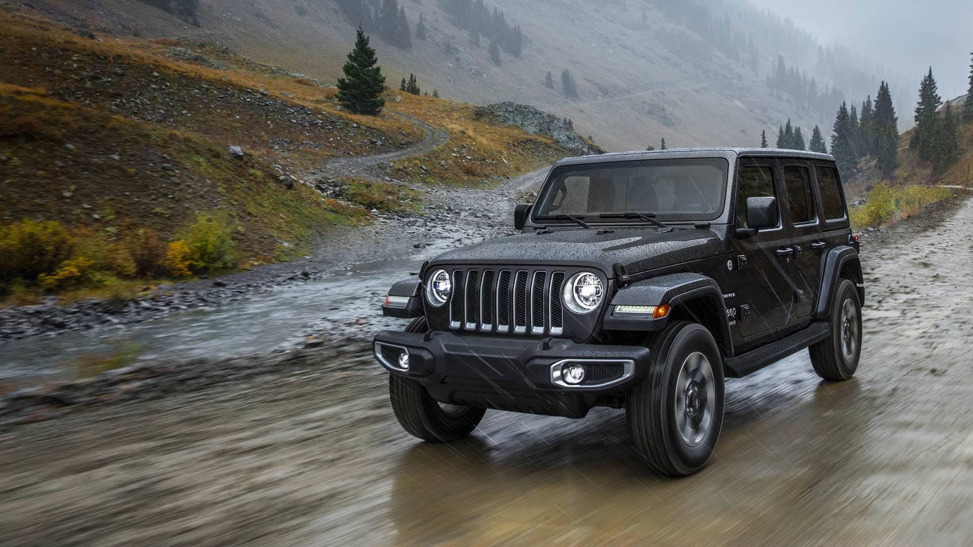 2018 jeep wrangler price list jl starts at 26 995 jlu at 30 495 autoevolution. Black Bedroom Furniture Sets. Home Design Ideas
