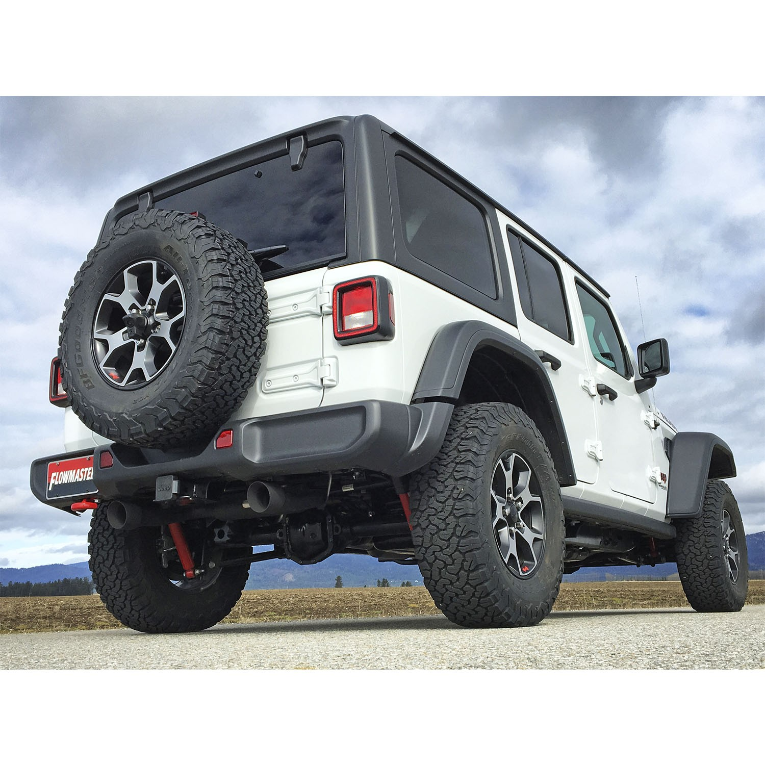 2018 Jeep Wrangler Sounds Great With Flowmaster Exhaust System Autoevolution