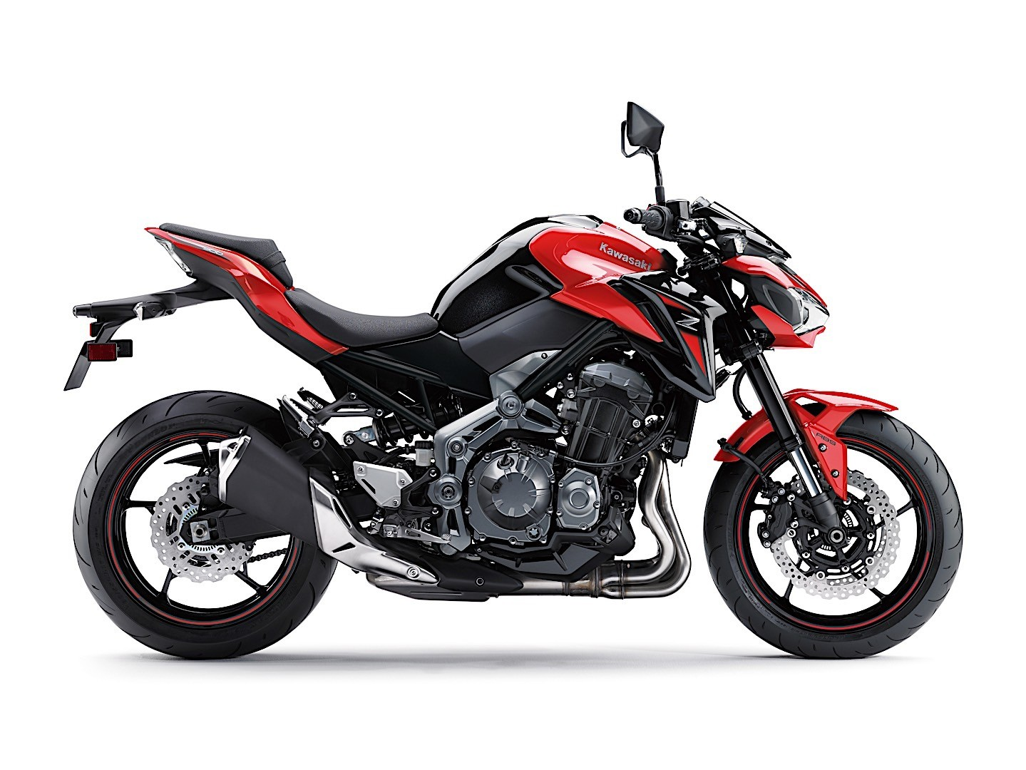 2018 kawasaki z900 gets a2 rider edition to steal the show autoevolution. Black Bedroom Furniture Sets. Home Design Ideas