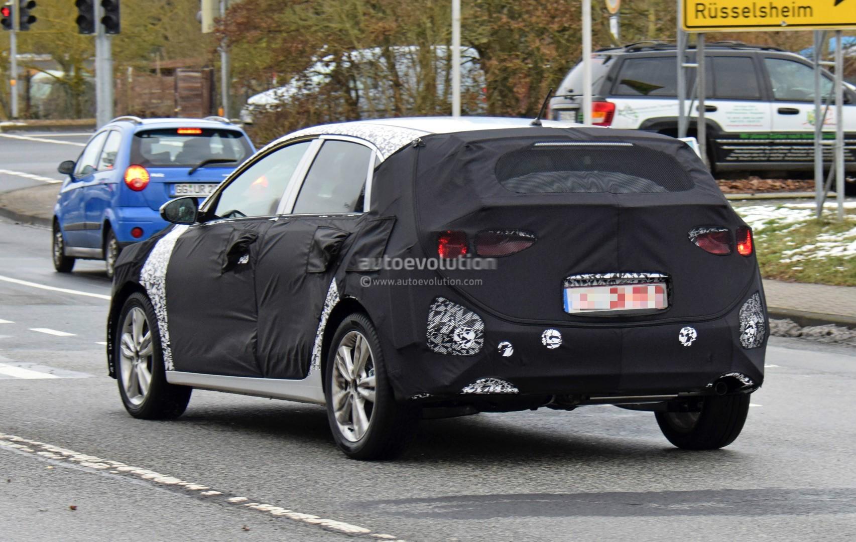 2018 kia cee d five door hatchback