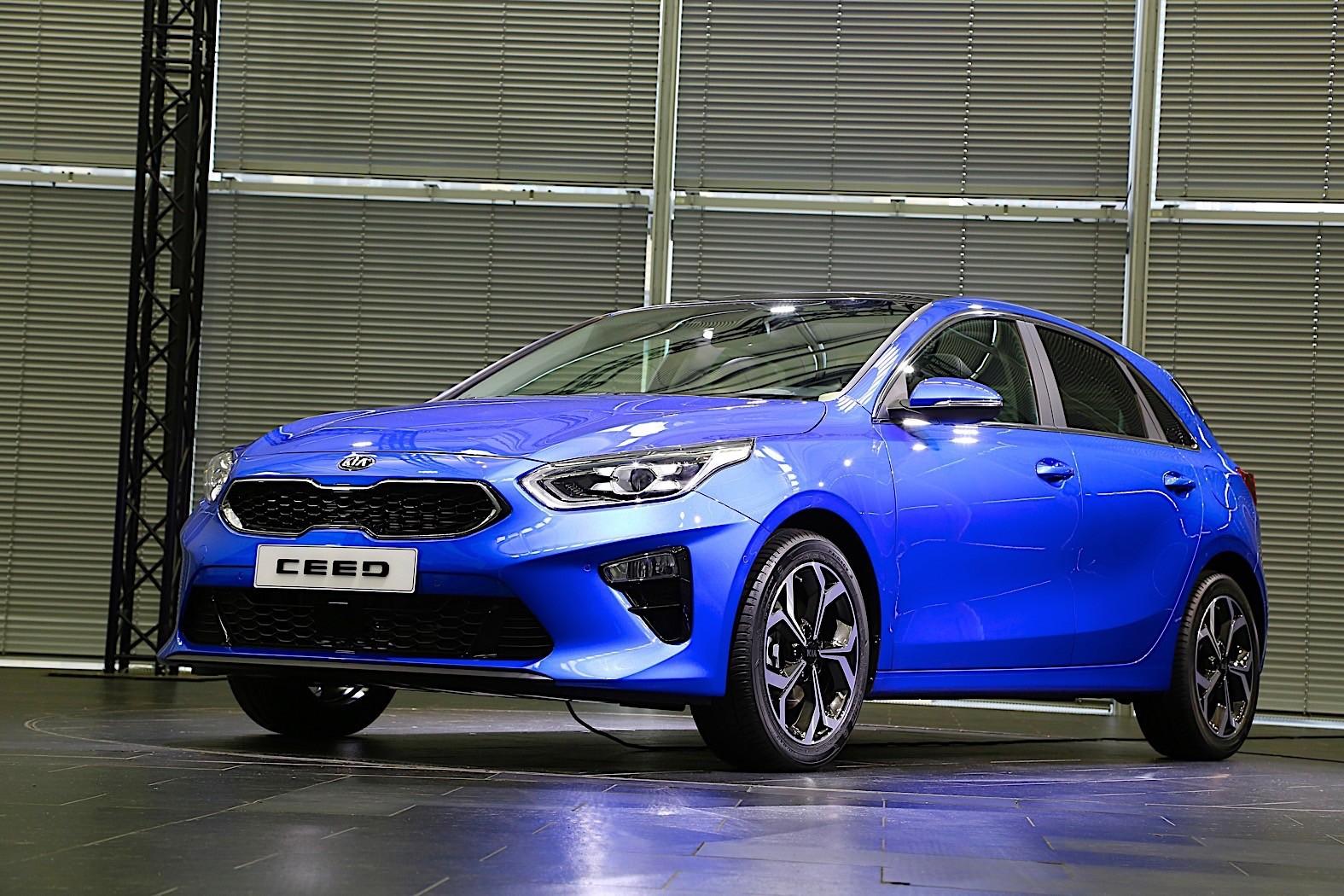 2018 Kia Ceed Going Mild Hybrid, Plug-In Hybrid Considered ...