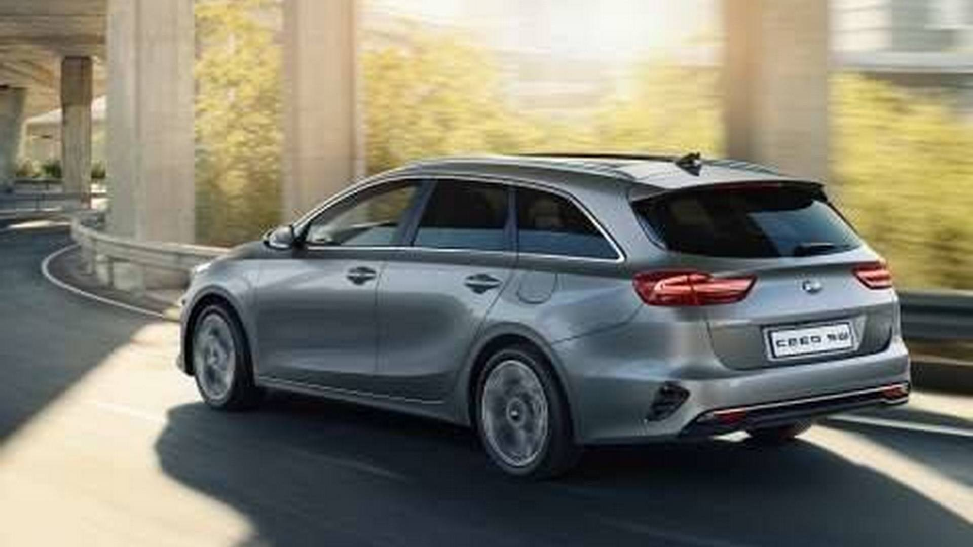 Kia Proceed Rendered As A Slightly More Exciting South Korean Pro Ceed 2018 Sportswagon Leaked Ahead Of Geneva Debut