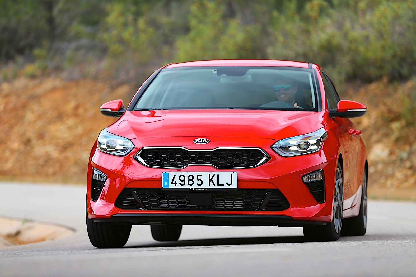 2018 kia ceed to hit european roads in august priced at gbp 18 295 in the uk autoevolution. Black Bedroom Furniture Sets. Home Design Ideas