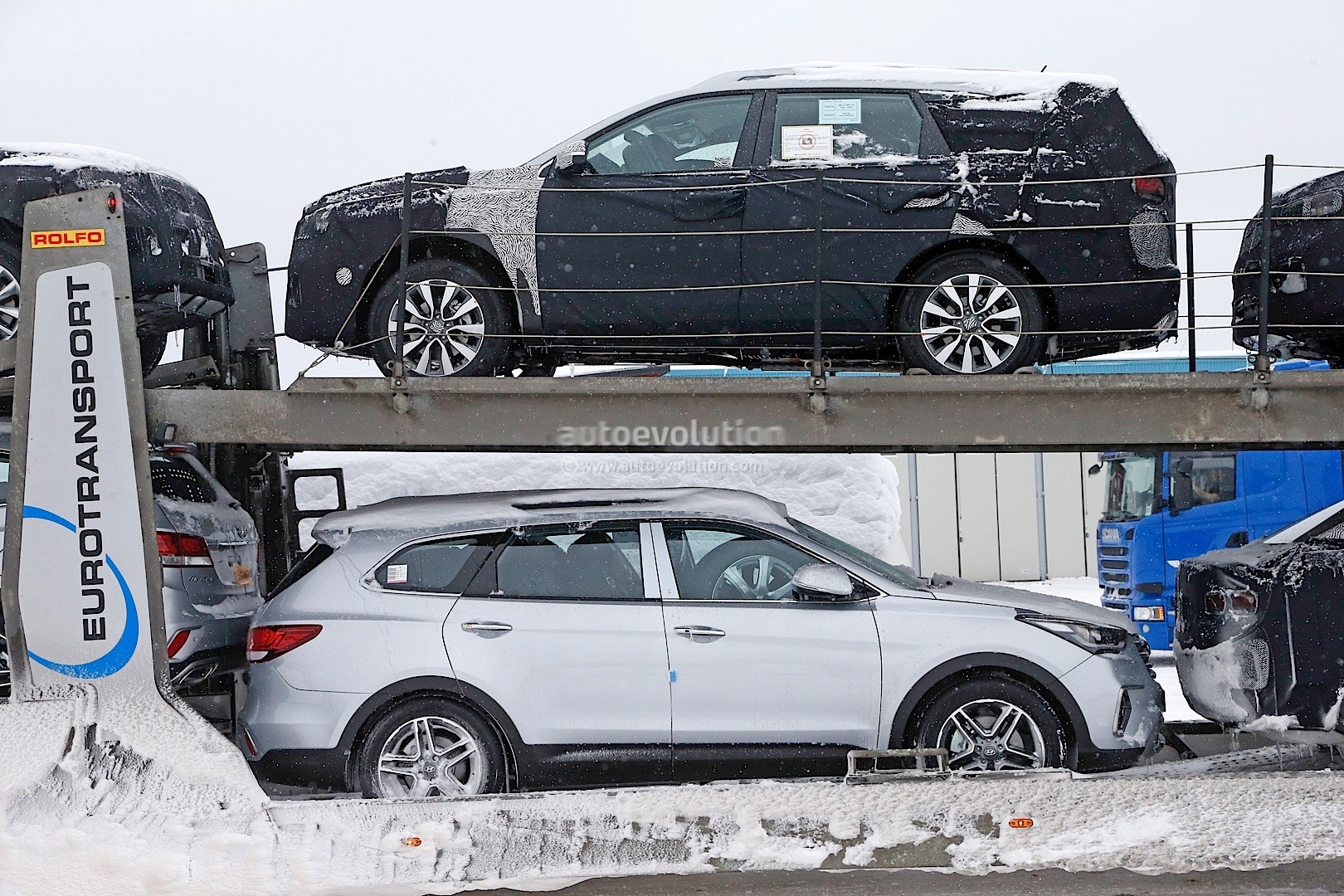 2018 Kia Sorento Facelift Spied, Front Fascia Inspired by ...