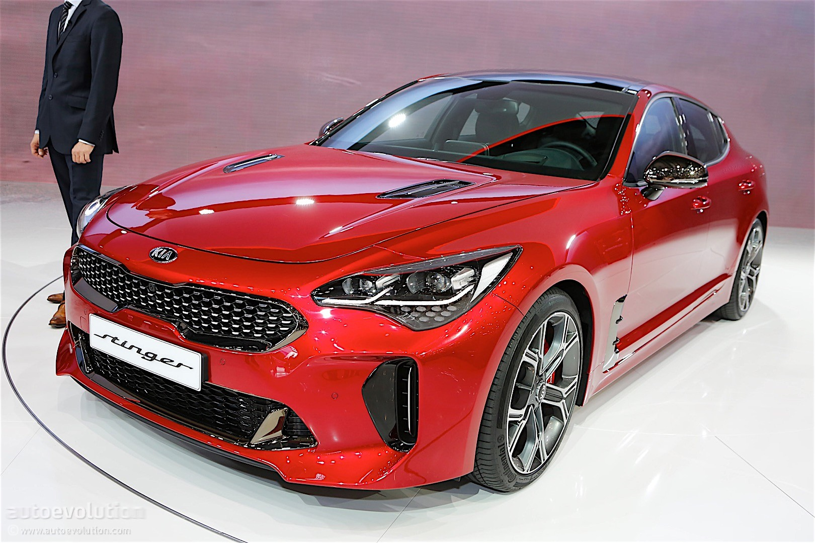 Kia Confuses The World With Stinger Quot E Quot Branding It Is