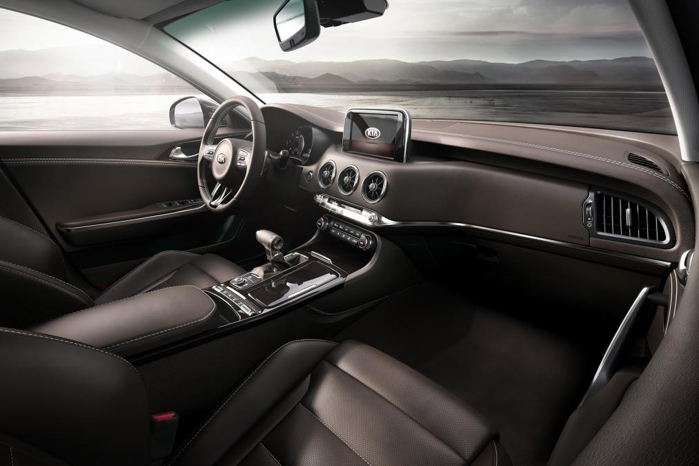 kia modelle 2018. Wonderful 2018 2018 Kia Stinger GT Model  With Kia Modelle