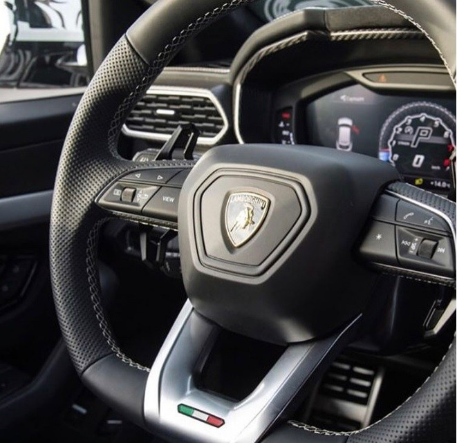 2018 Lamborghini Urus Interior Design Won T Get Your Pulse Racing