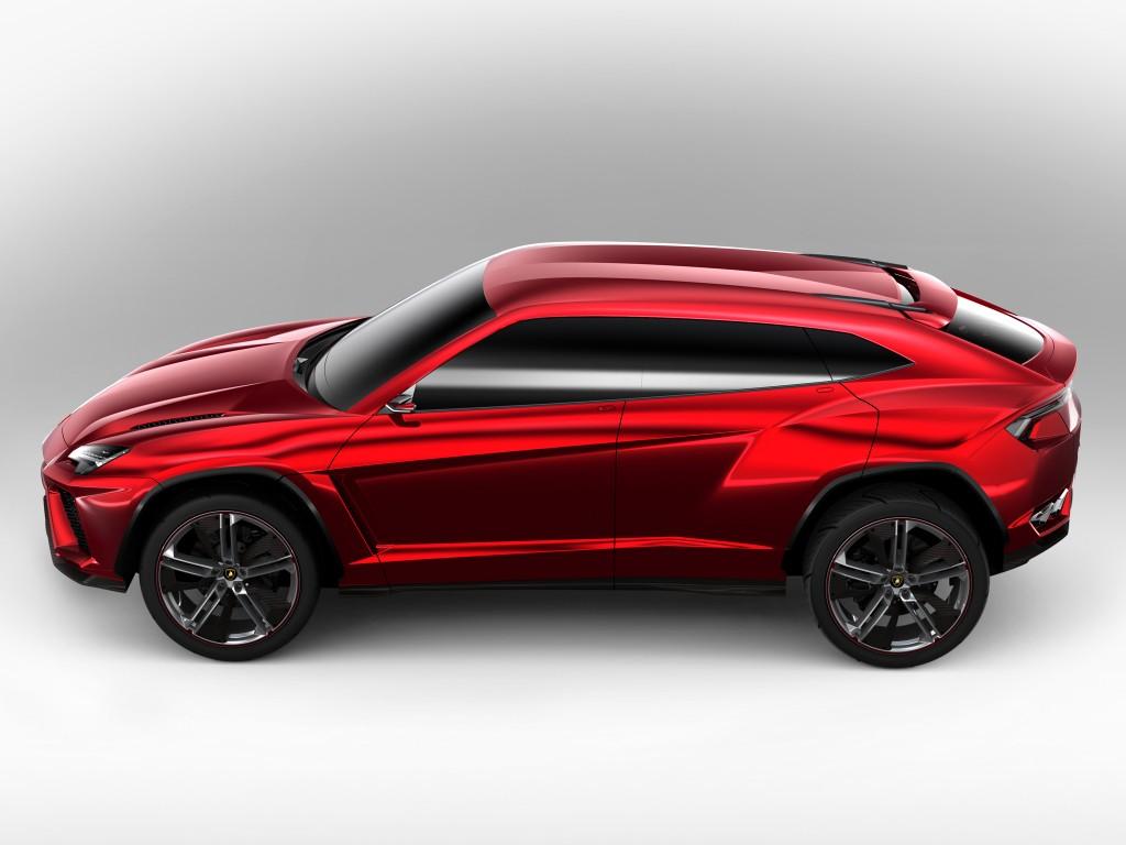 "2018 Lamborghini Urus ""Super Sport Utility Vehicle"" Teased  autoevolution"