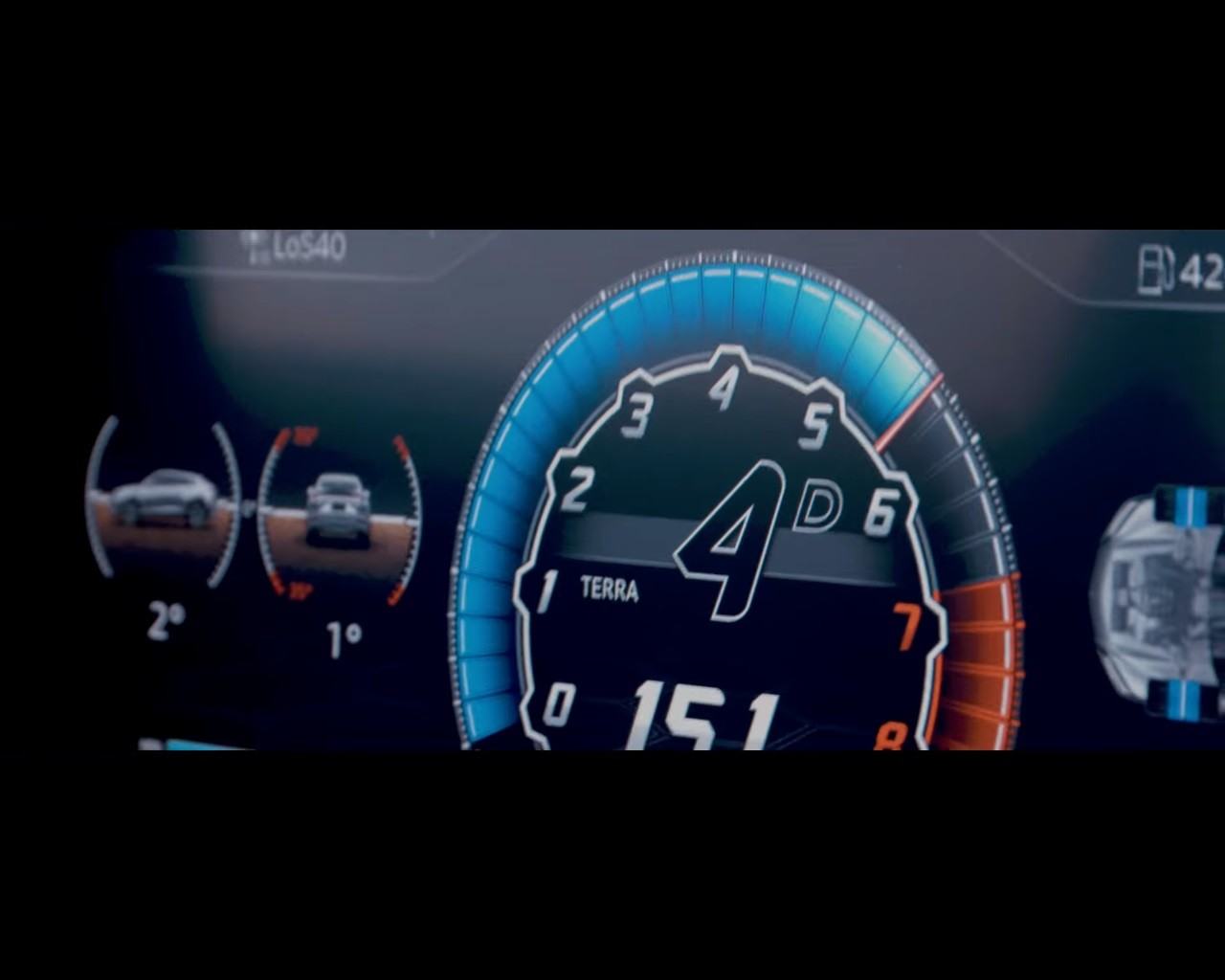 lamborghini veneno speedometer. 2018 lamborghini urus virtual cockpit in terra driving mode veneno speedometer 3