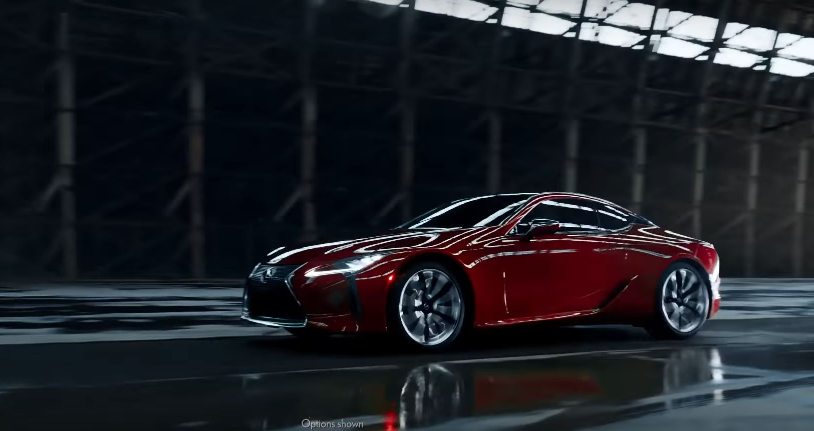 2018 lexus coupe. exellent coupe 2018 lexus lc literally shows perfect balance in new advert on lexus coupe