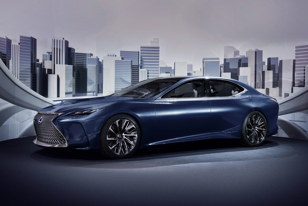 2018 lexus model release. perfect lexus 2015 lexus lffc concept intended 2018 lexus model release a
