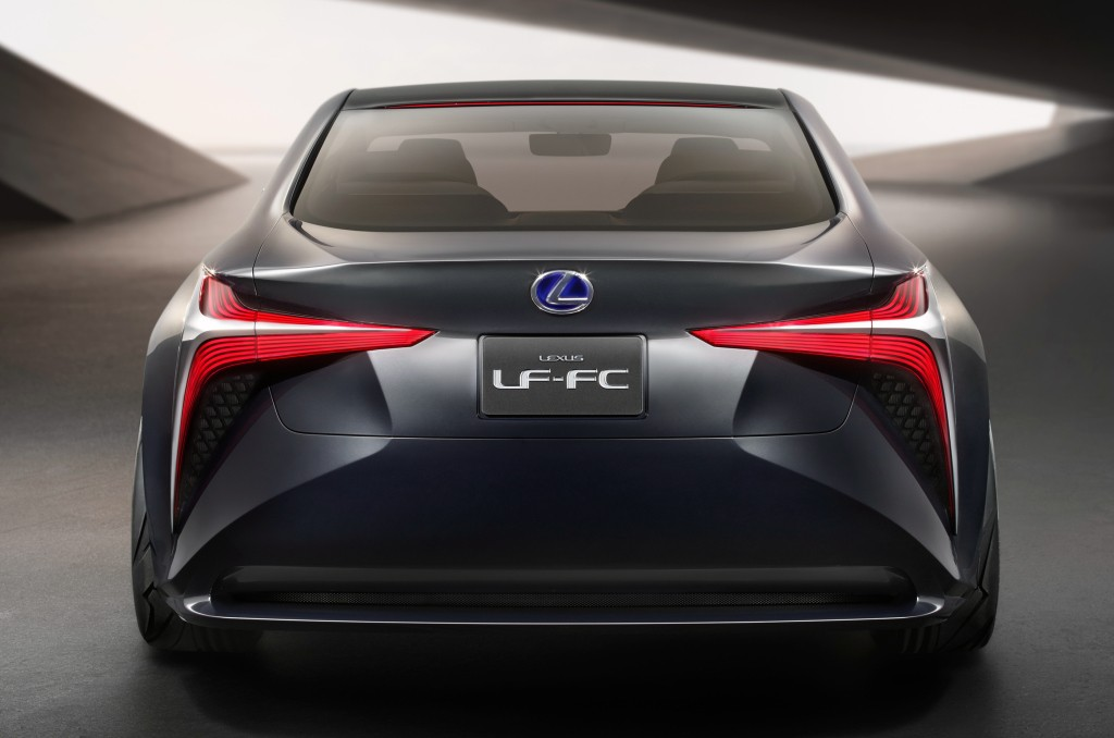 2018 lexus sedan. simple sedan 2015 lexus lffc concept and 2018 lexus sedan e