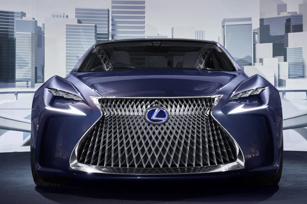 2018 lexus sedan. fine sedan 2015 lexus lffc concept intended 2018 lexus sedan