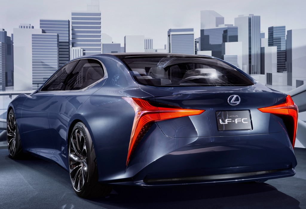 2018 Lexus LS Might Get Turbo Engine - autoevolution