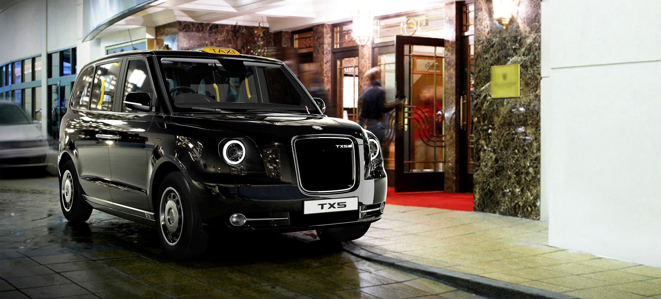 2018 London Taxi Company TX5 Looks Production Ready In Latest Spy Pics - autoevolution