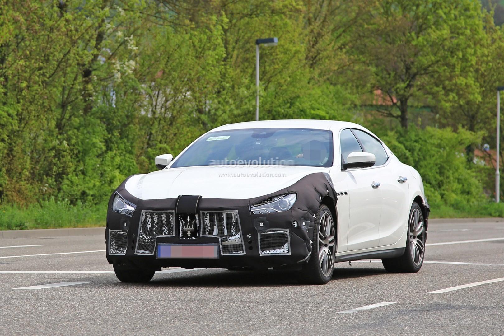 2018 maserati 4 door. Beautiful 2018 2018 Maserati Ghibli Facelift  In Maserati 4 Door
