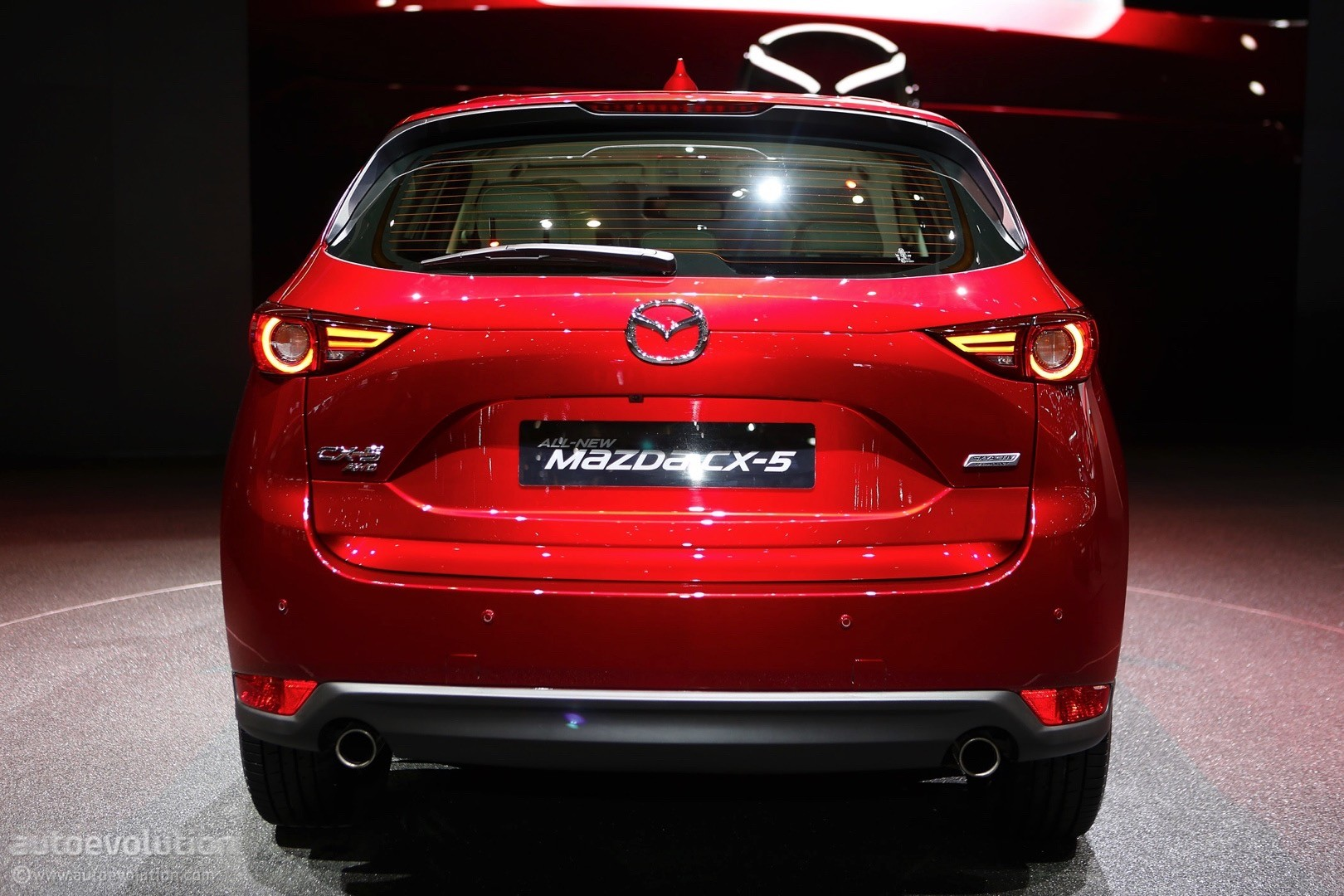 2018 Mazda CX-8 Amateurishly Photoshopped From An Image Of ...