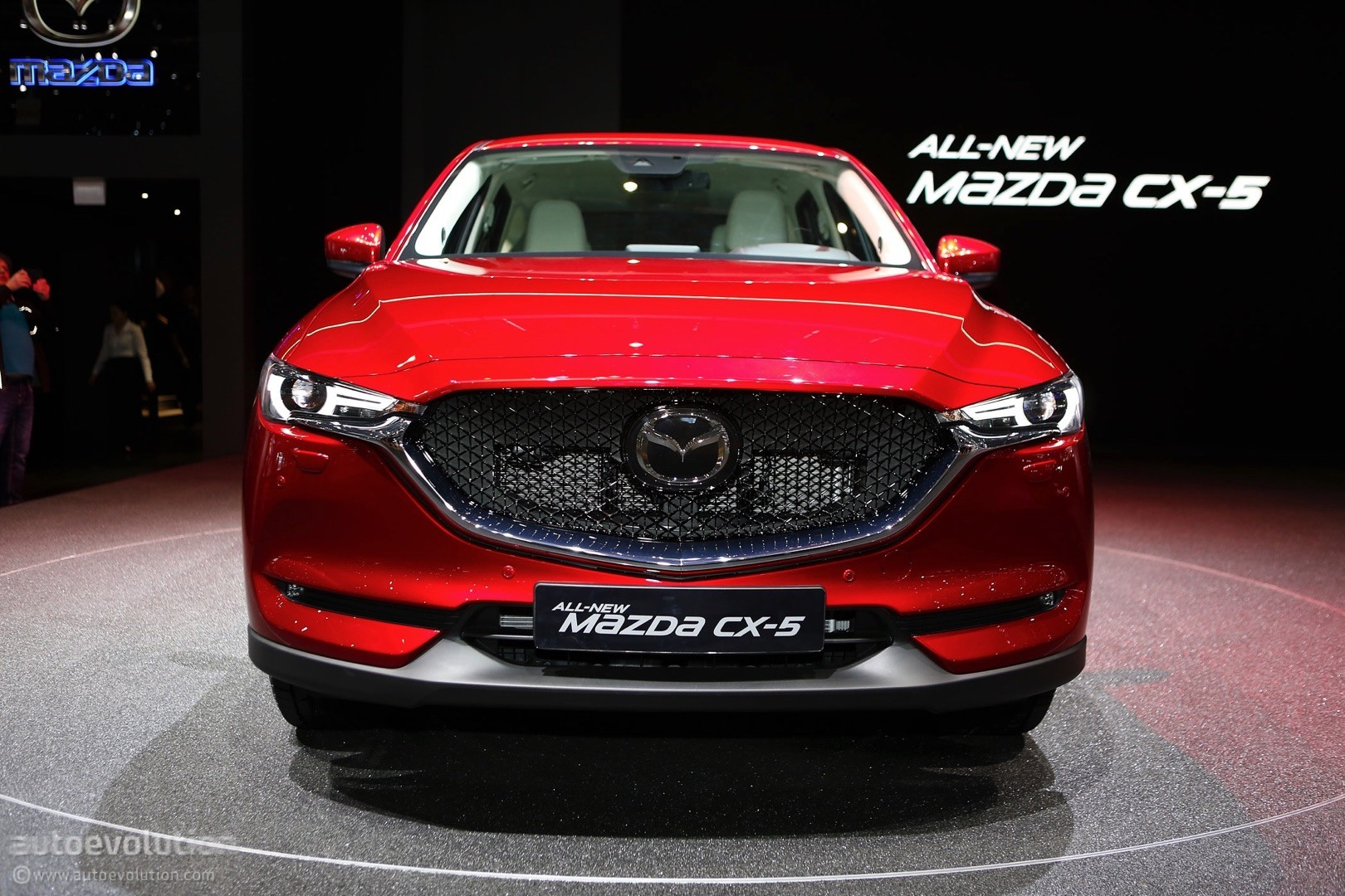 2018 Mazda CX-8 Teased In Full, It's More CX-9 Than CX-5 ...