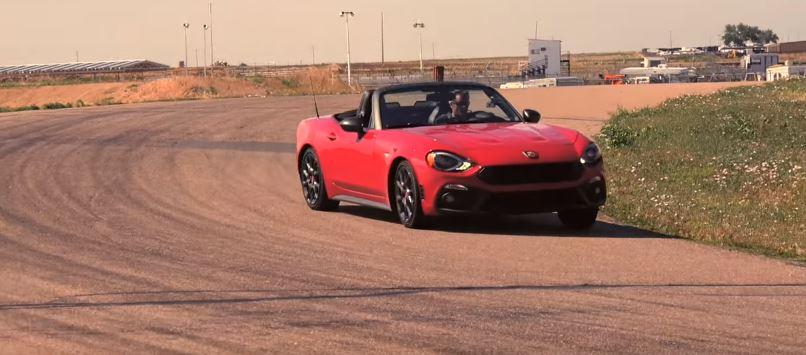2018 Mazda Miata Club Vs Miata Vs Abarth 124 Spider 0 60 And Track