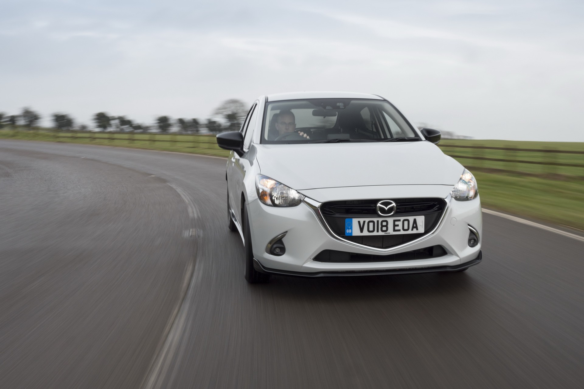 2018 Mazda2 Gets Sport Black Limited Edition With Aero Kit ...