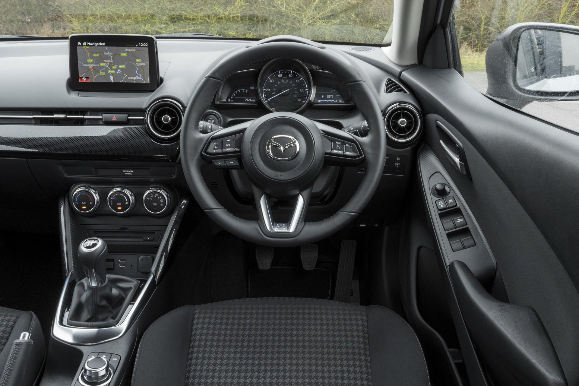 Mazda Gets Sport Black Limited Edition With Aero Kit on Mazda 6 Turbo Kit