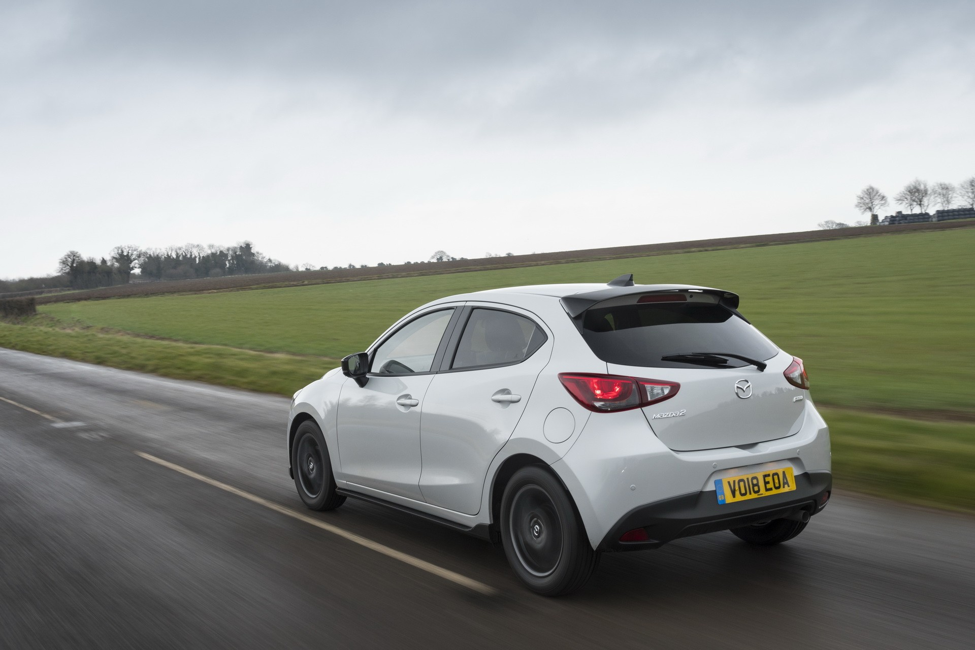 2018 mazda2 gets sport black limited edition with aero kit. Black Bedroom Furniture Sets. Home Design Ideas