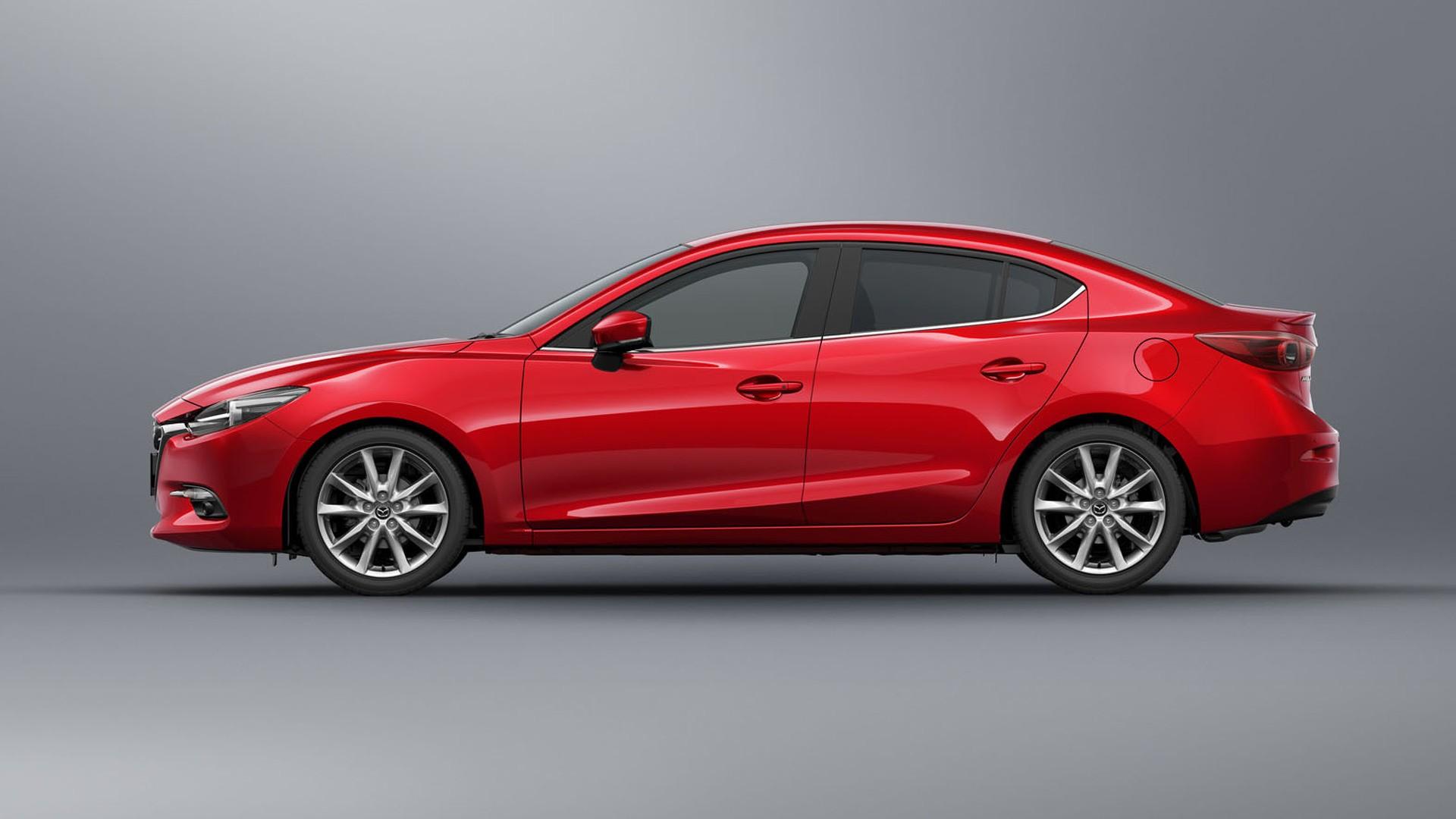Mazda In For Mild Updates AllNew Model With HCCI Engine In - 2018 mazda 6 invoice