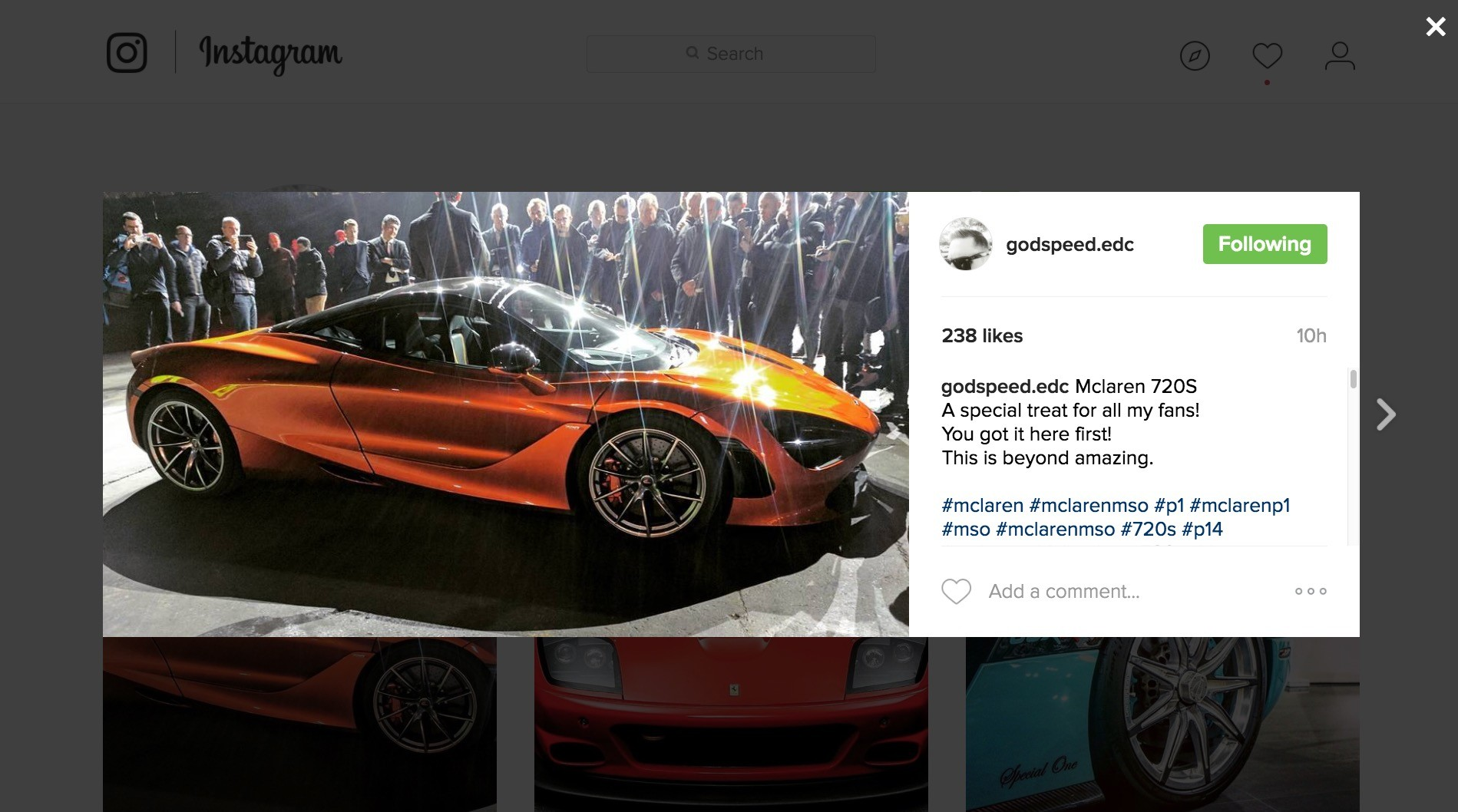 2018 mclaren 720s black.  720s 2018 mclaren 720s uncamouflaged  and mclaren 720s black