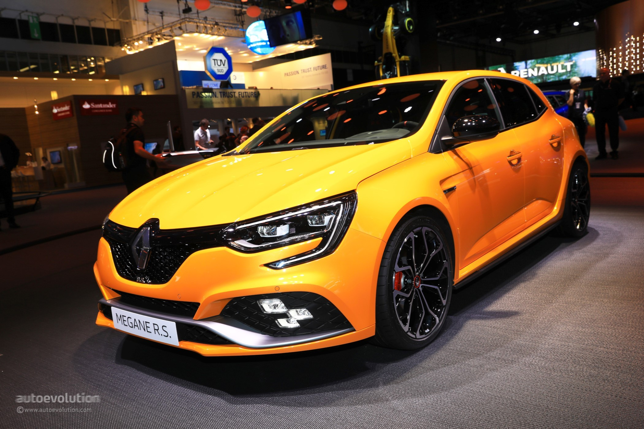Renault Megane 2019 >> 2018 Megane RS 3-Door Rendering Feels Ridiculous - autoevolution