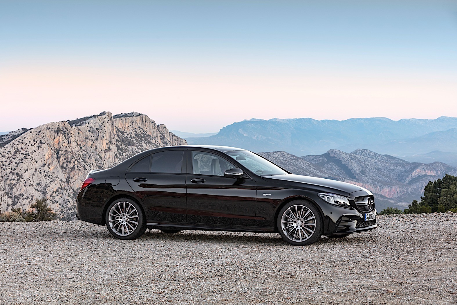 2018 Mercedes-AMG C43 Gets Power Boost to 390 HP, Keeps V6 ...