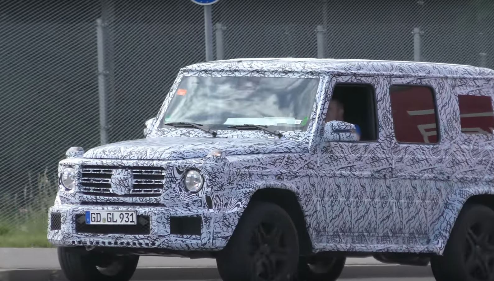 2018 Mercedes-AMG G63: Is This Test Prototype It? - autoevolution