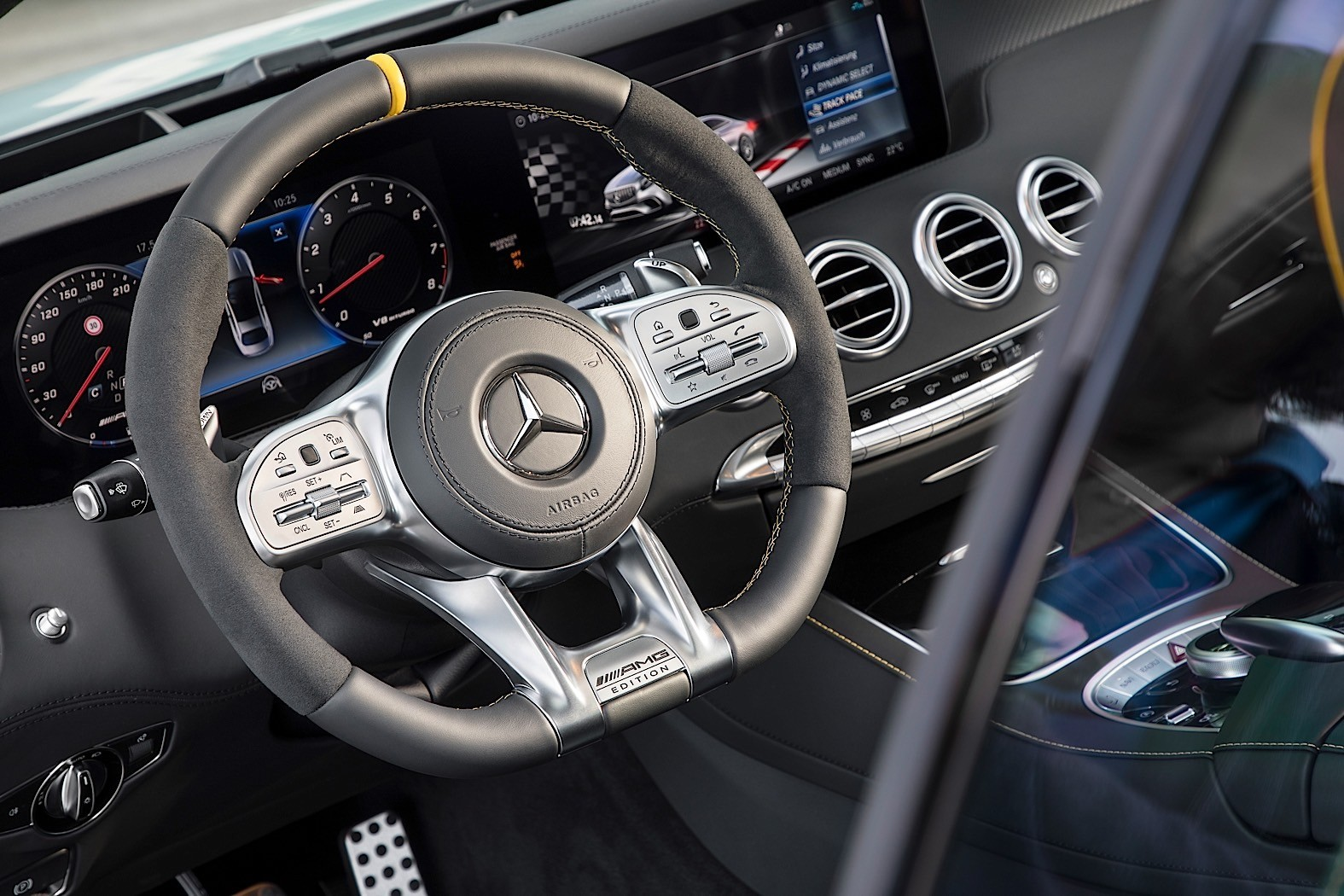 2018 Mercedes-AMG S63 and S65 Coupe/Cabrio Facelifts Get ...