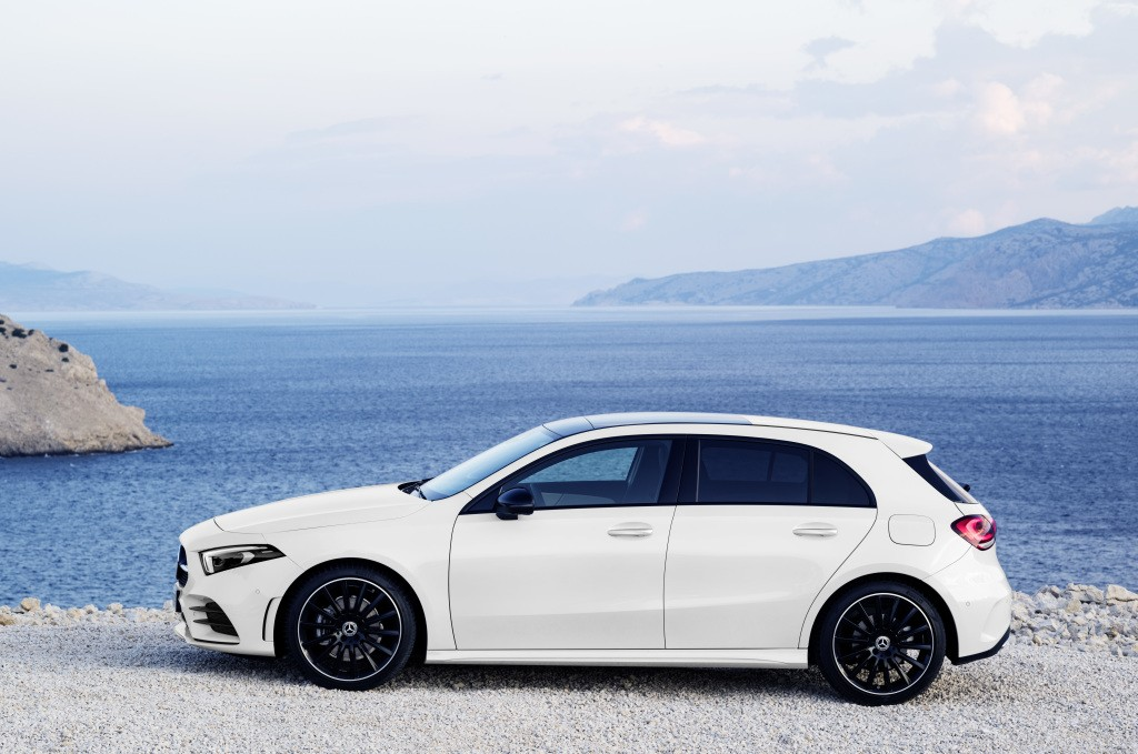 2018 Mercedes-Benz A-Class W177 Prices Start at 30,231 Euro