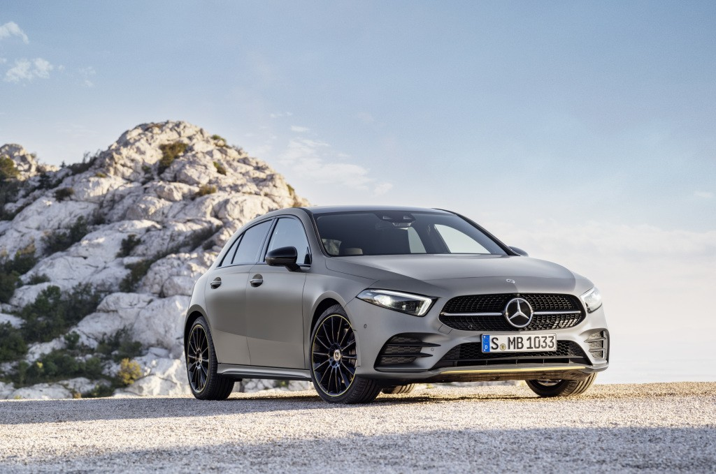 2018 mercedes benz a class w177 prices start at 30 231 for How much does a mercedes benz cost