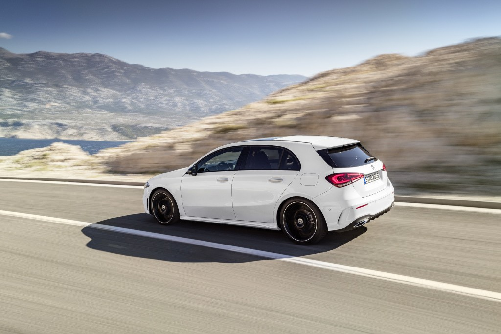 2018 mercedes benz a class w177 prices start at 30 231 for Mercedes benz a class price
