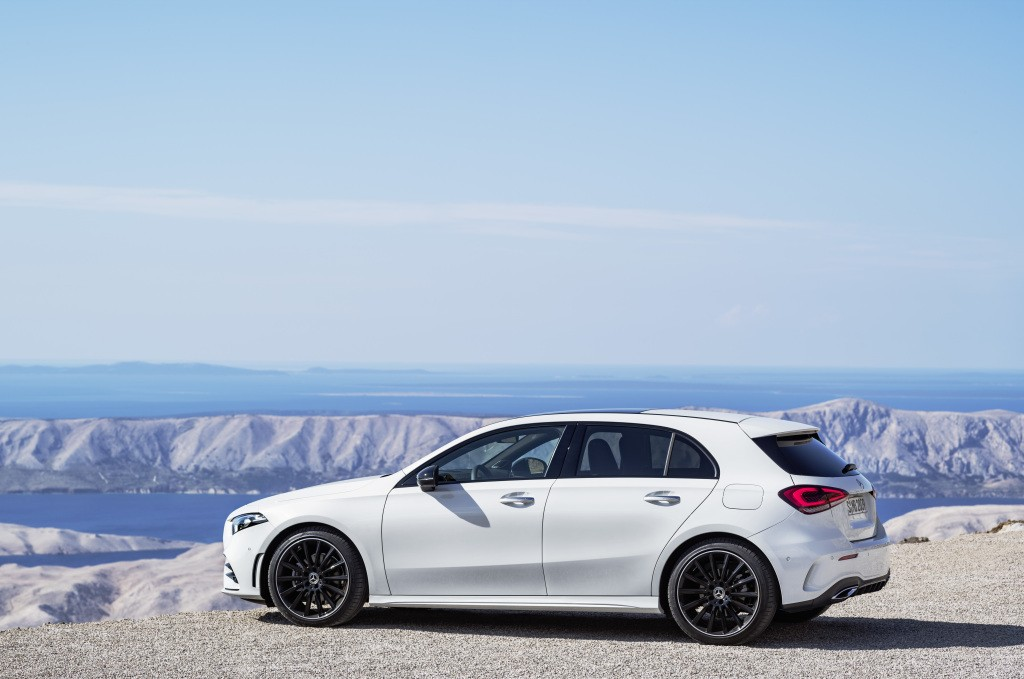 2018 mercedes benz a class w177 prices start at 30 231 for Mercedes benz starting price