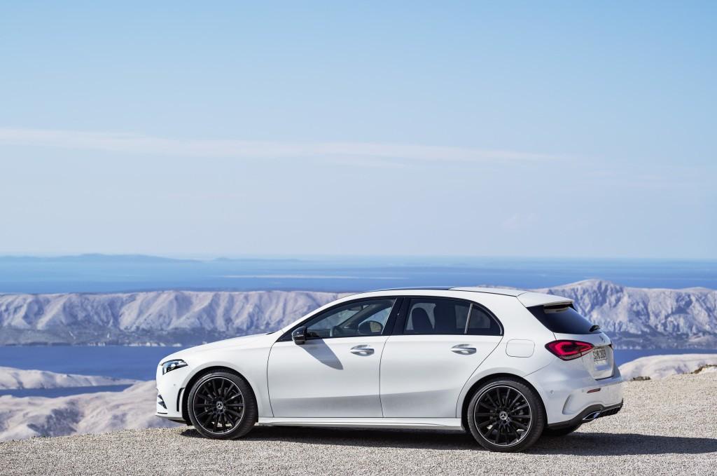 2018 Mercedes-Benz A-Class W177 Prices Start at 30,231 ...