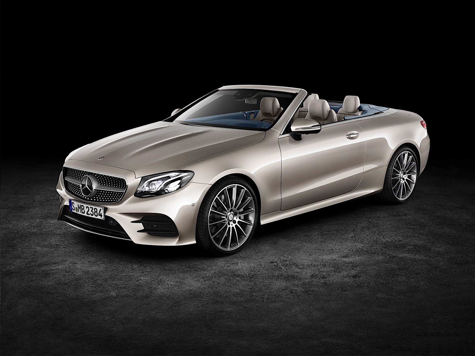 2018 mercedes benz e350 coupe and cabrio introduce mild for Mercedes benz e350 cabriolet