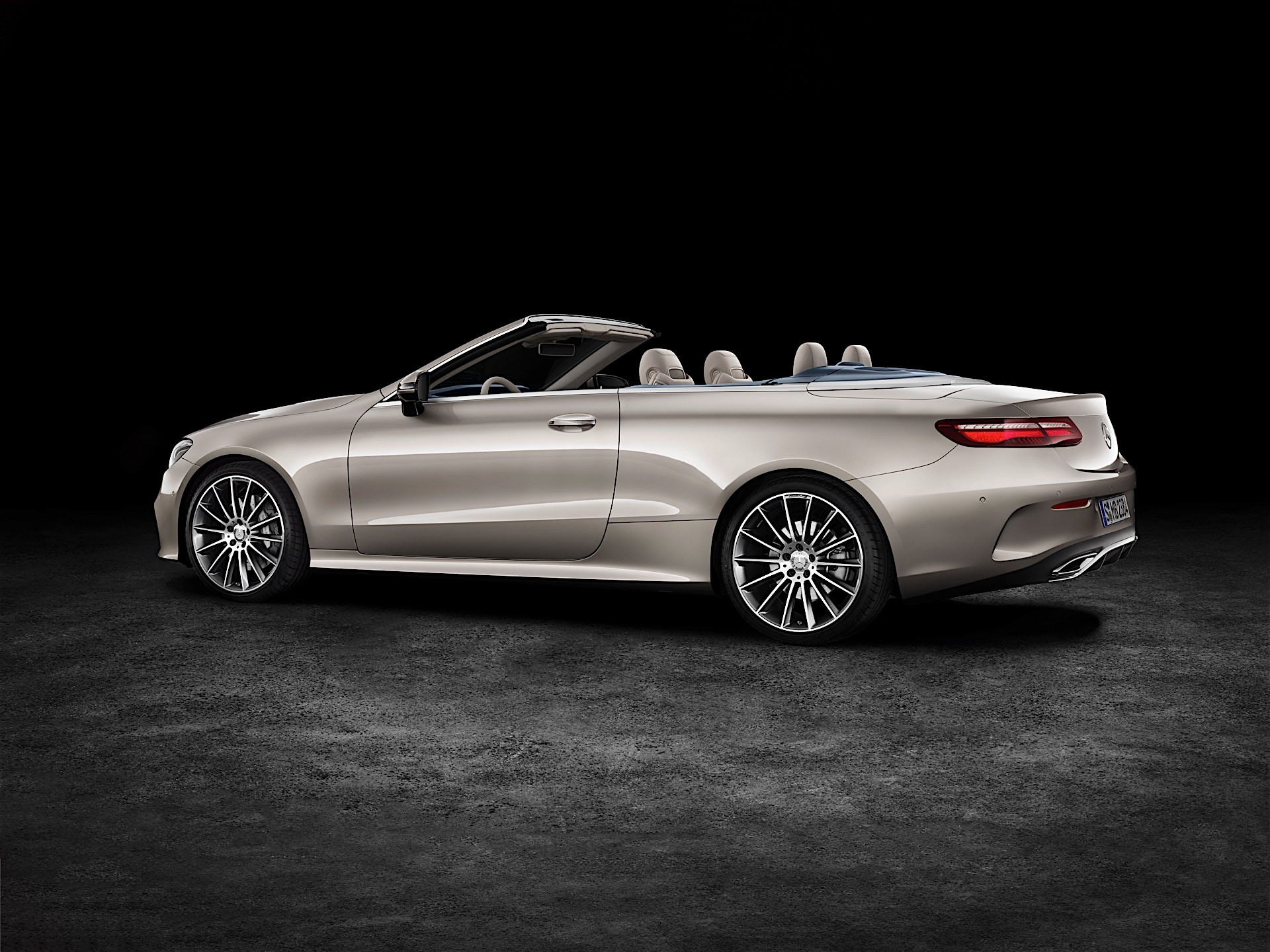 2018 mercedes benz e350 coupe and cabrio introduce mild hybrid m 264 engine autoevolution. Black Bedroom Furniture Sets. Home Design Ideas