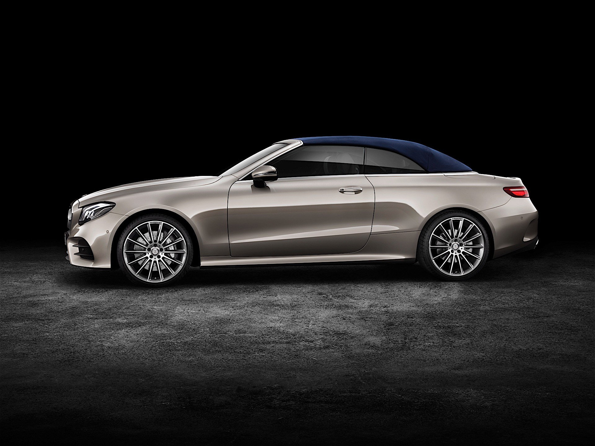 2018 mercedes benz e350 coupe and cabrio introduce mild for Hybrid mercedes benz