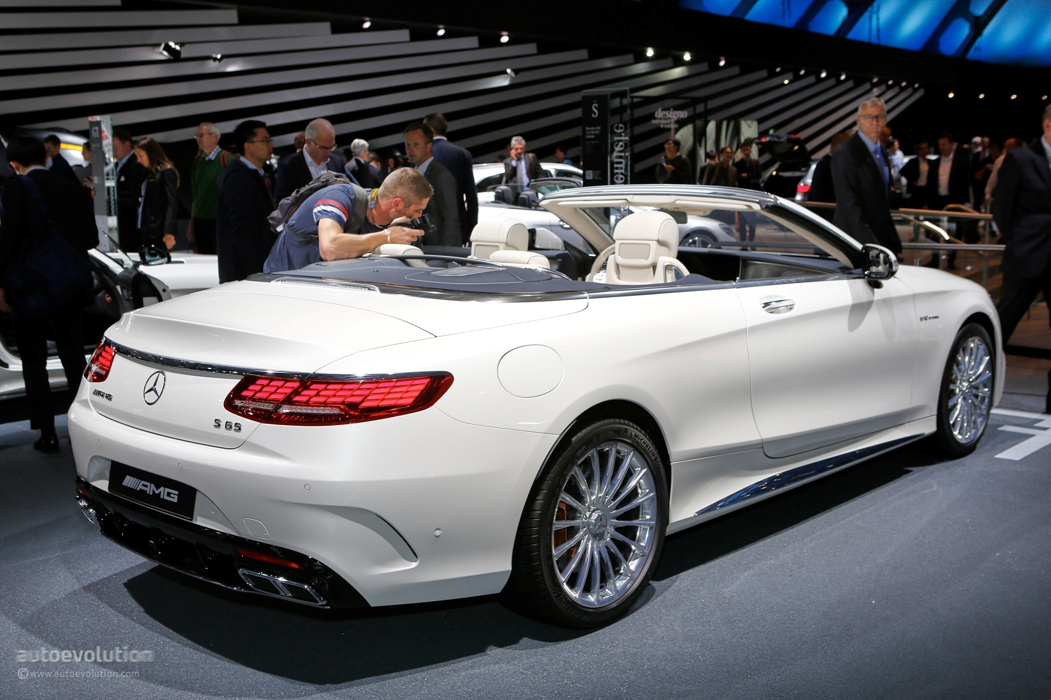 2018 Mercedes-Benz S-Class Coupe/Cabriolet Show Off OLED Taillights ...